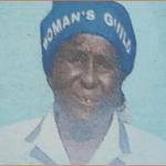 Jane Wangari Ng'iru