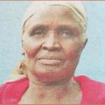 Hannah Wairimu Mwangi (Wakinyanjui)