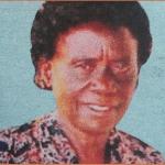 Mama Catherine Boisabi Mogaka