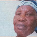 Jane Muthoni Njagi