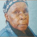Mama Helida Bonyo Odero