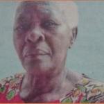 Mama Paulina Bosibori Nyabengi (Nyamisa)