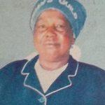 SERAH WAMBUI KAMAU (WA KAGUNDA)