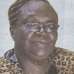 JANE MUTHONI NGANGA