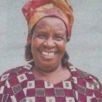 MAMA ANNAH KEMUNTO NYANGWESO