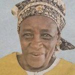 MATRIACH HELINA WAMBUI THUO