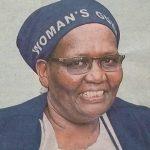 ROSE NJOKI NGONYO (MAMA KIM)
