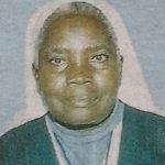 SR. MARY MARTHA ALPHONCE MAISIBA