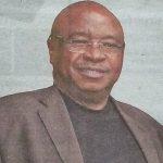 GEORGE NDUNGU MBIRIRI