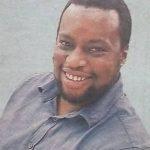 PETER MWANIKI MBOGOH