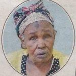 ELIZABETH WAIRIMU NDUNG'U
