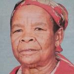 GRACE WAMBUI NGUGI