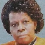 LUCY NJAMBI MBATIA
