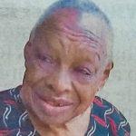 MAMA ANNAH KWAMBOKA MICHORO