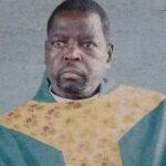 REV. FR. DOMINIC WAWERU KARIUKI