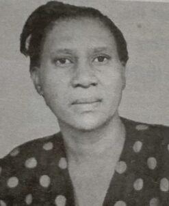 MAMA CECILIA ADHIAMBO JOSIAH