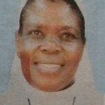 SISTER MARY CANISIA (AGNES) NAFULA